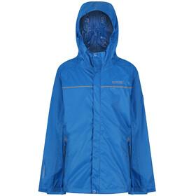 Regatta Disguize II Jacket Kids Skydiver Blue